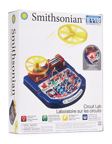 Smithsonian Circuit Lab-MULTI-One Size