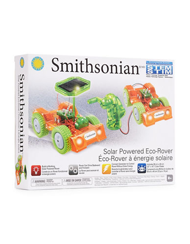 Smithsonian Solar Powered Eco Rover-MULTI-One Size