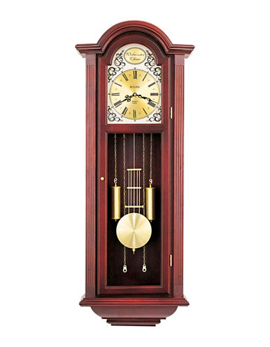 Bulova Tatianna Clock-CHERRY-One Size