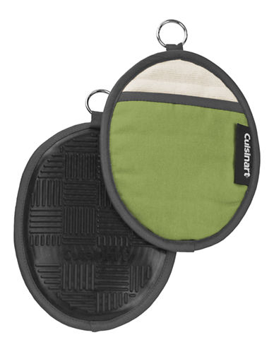 Cuisinart Silicone Oval Pot Holder-SAGE-One Size