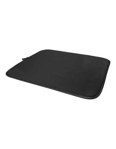 Cuisinart Reversible Dish Drying Mat-BLACK-One Size