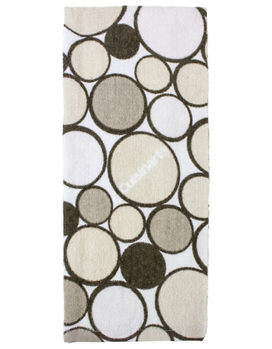 Cuisinart Geo-Print Kitchen Towel-TAN-Kitchen Towel