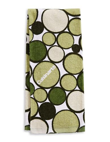 Cuisinart Geo-Print Kitchen Towel-SAGE-Kitchen Towel