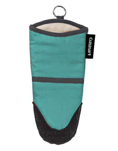 Cuisinart Two-Pack Silicone Oven Mitts-AQUA-One Size