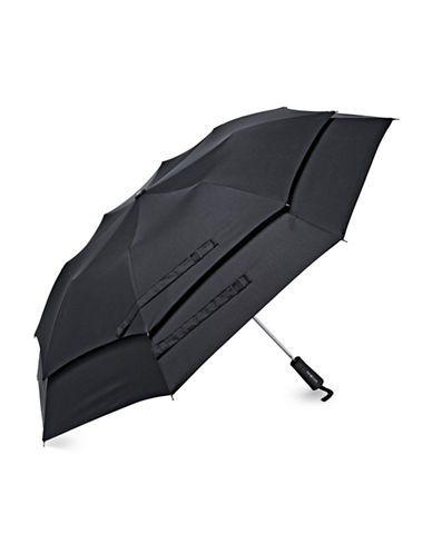 Samsonite Windguard Auto Open Umbrella-BLACK-One Size