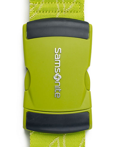 Samsonite Luggage Strap-LIME-One Size