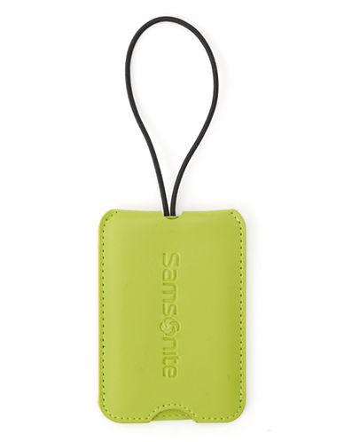 Samsonite ID Tags-LIME-One Size
