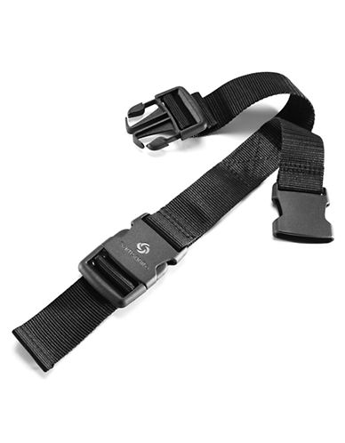 Samsonite Luggage Strap-BLACK-One Size