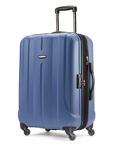 Samsonite Fiero 24-Inch Expandable Spinner-BLUE-24