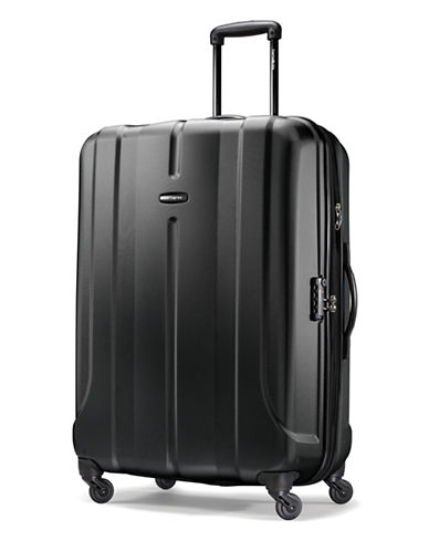 Samsonite Fiero 28-Inch Expandable Spinner-BLACK-28
