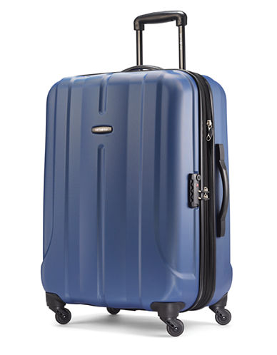Samsonite Fiero 28-Inch Expandable Spinner-BLUE-28