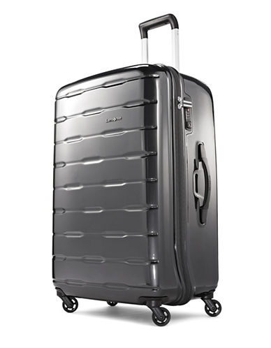 Samsonite Spin Trunk 29-Inch Spinner Suitcase-CHARCOAL-29