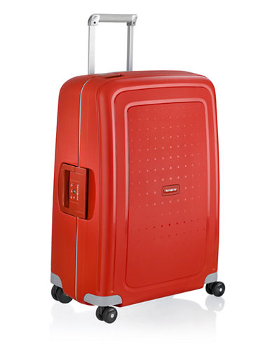 Samsonite SCure 28-Inch Spinner-RED-28