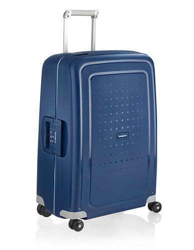 Samsonite SCure 20-Inch Spinner-BLUE-20