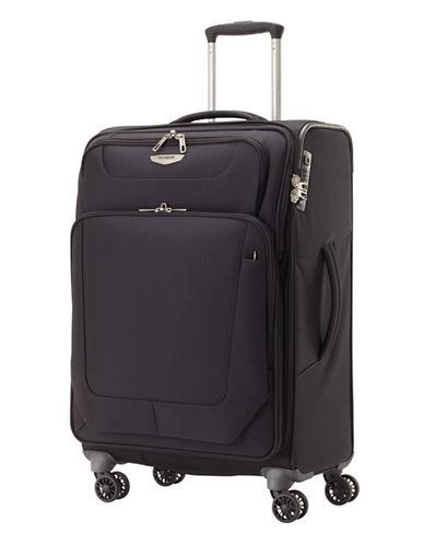 Samsonite Spark 20 inch Suitcase-BLACK-20