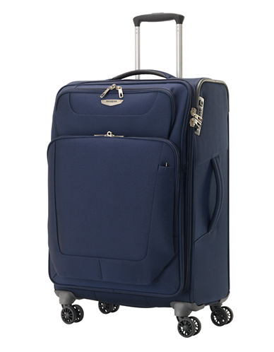 Samsonite Spark 20 inch Suitcase-DARK BLUE-20