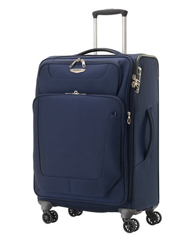 Samsonite Spark 24-Inch Spinner-DARK BLUE-24