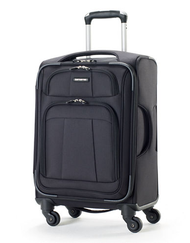 Samsonite Rhapsody Lite 20-Inch Spinner-BLACK-20