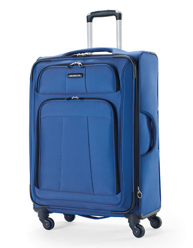 Samsonite Rhapsody Lite 25 Exp Spinner-BLUE-25