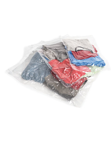Samsonite Compression Bags 3 Pack-CLEAR-One Size