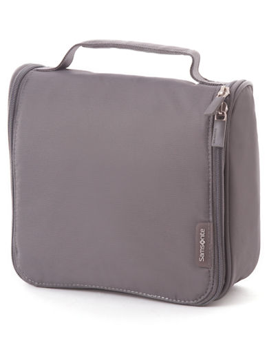 Samsonite Hanging Toiletry Kit-GREY-One Size