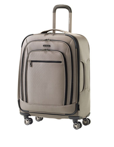 Samsonite Rhapsody Pro DLX 29-Inch Expandable Spinner-BEIGE-29