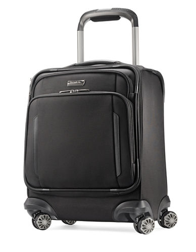 Samsonite Silhouette XV Spinner Boarding Bag-BLACK-17