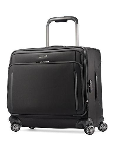 Samsonite Silhouette XV Glider Medium Suitcase-BLACK-22