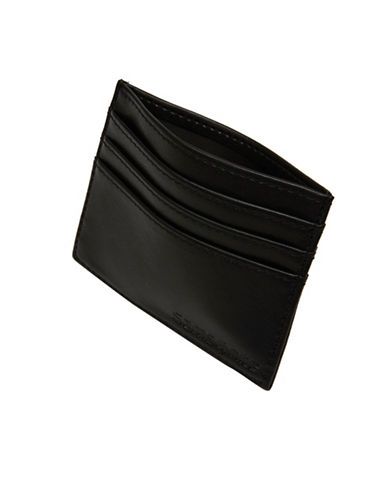 Samsonite Samsonite RFID Card Holder-BLACK-One Size