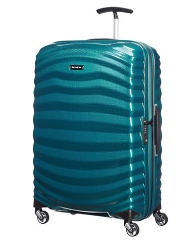 Samsonite Black Label Lite-Shock Spinner Medium-BLUE-27