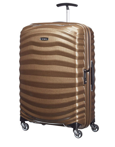 Samsonite Black Label Lite-Shock Spinner Medium-SAND-27