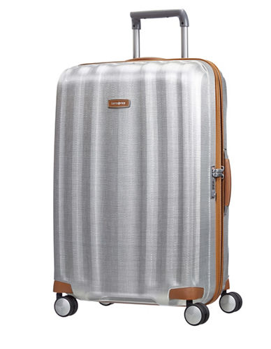 Samsonite Black Label Lite-Cube DLX 28-Inch Spinner-GREY-28