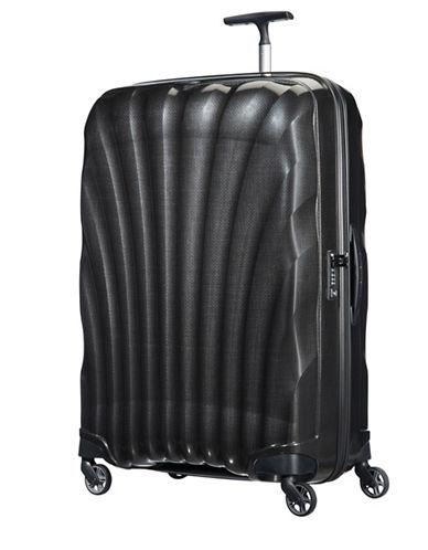 Samsonite Black Label Cosmolite 30-Inch Spinner Large Suitcase-BLACK-30