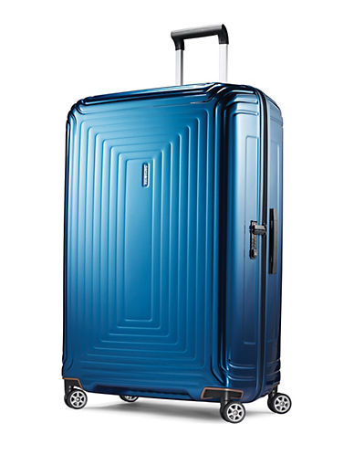 Samsonite NeoPulse 28-Inch Large Spinner-BLUE-28