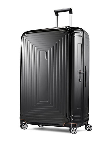 Samsonite NeoPulse 31-Inch Large Spinner-BLACK-30