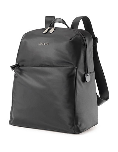 Samsonite Rosaline Business Case Laptop Backpack-BLACK-One Size