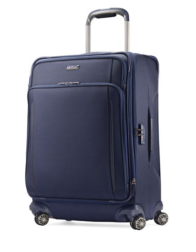 Samsonite Silhouette XV Spinner Medium Suitcase-BLUE-25