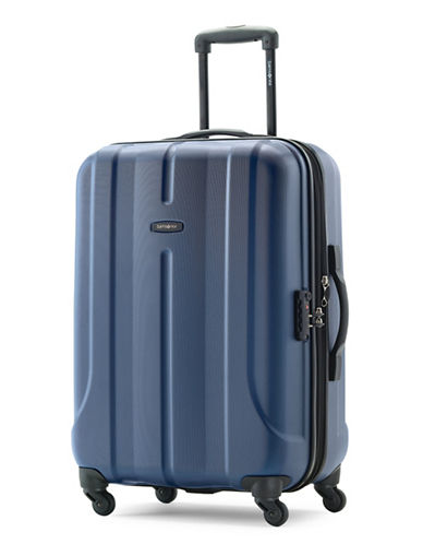 Samsonite Fiero 24-Inch Expandable Spinner-NAVY-24