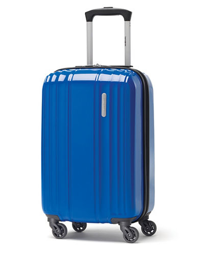 Samsonite Spinease HS Spinner Carry-On 2 Suitcase-SKY BLUE-One Size