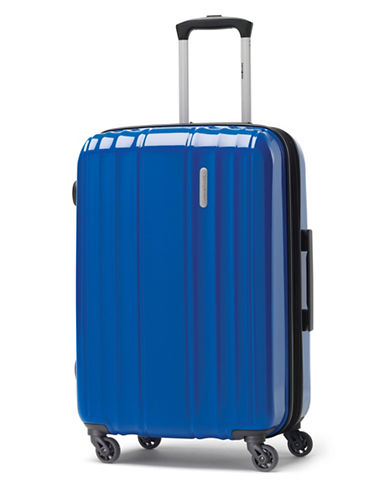 Samsonite Spinease 24-Inch HS Spinner Suitcase-SKY BLUE-One Size