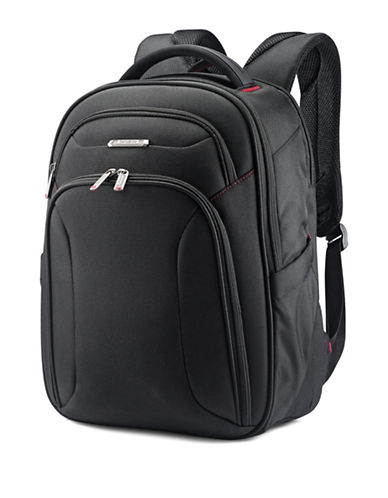 Samsonite Xenon 3 Slim Backpack-BLACK-One Size