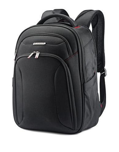 Samsonite Xenon 3 Slim Backpack-BLACK-One Size 89290236_BLACK_One Size