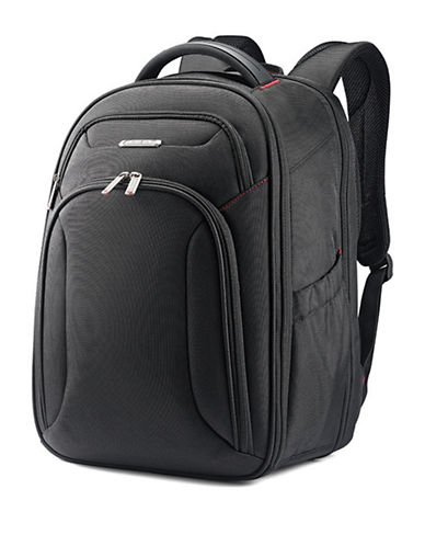 Samsonite Xenon 3 Large Backpack-BLACK-One Size