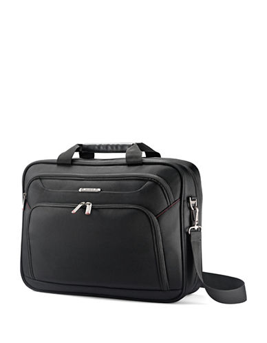 Samsonite Xenon 3 Single Gusset Techlocker-BLACK-One Size 89290235_BLACK_One Size