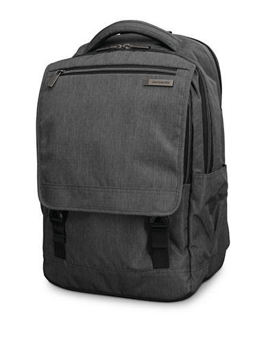 Samsonite Modern Utility Paracycle Backpack-CHARCOAL-One Size