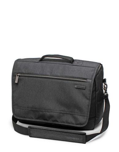 Samsonite Modern Utility Messenger Bag-CHARCOAL-One Size