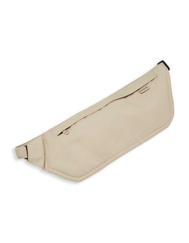 Samsonite RFID Security Waist Belt-CREAM-One Size