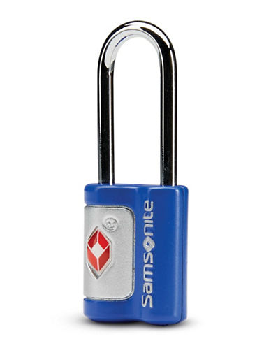 Samsonite Set of Two Travel Sentry Key Locks-BLUE-One Size