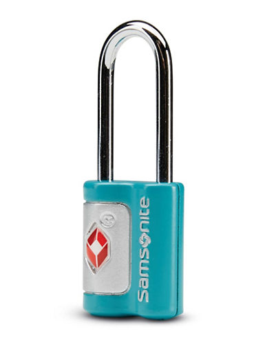 Samsonite Set of Two Travel Sentry Key Locks-TEAL-One Size