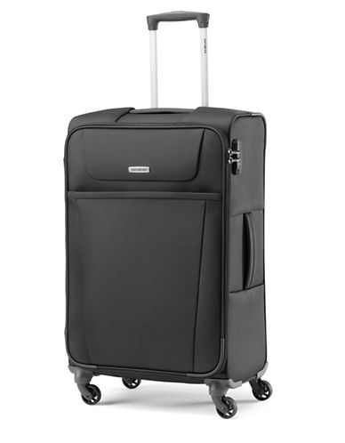 Samsonite Integra DLX 27-Inch Medium Spinner-BLACK-24